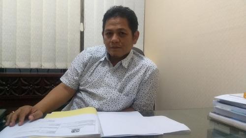 Ketua Komisi II DPRD Kota Bekasi dari Fraksi PDIP, Arif Rahman Hakim (Foto : Okezone.com/Wijayakusuma)