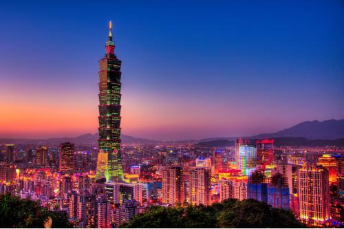 Menara Taipei
