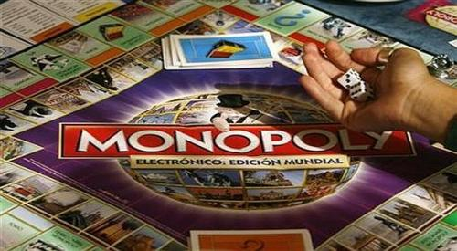 monopoli. (Reuters)