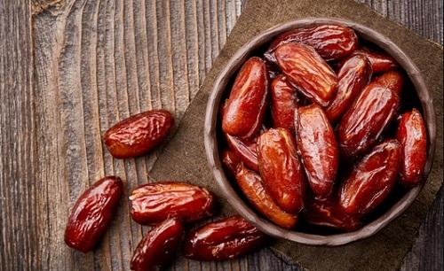 Kurma biasanya lebih banyak dijual ketika bulan Ramadan.
