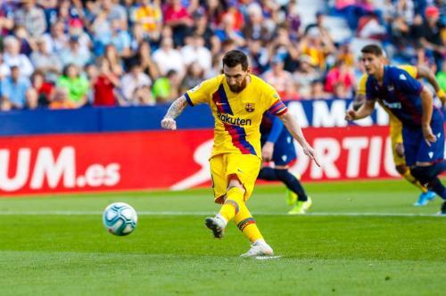 Penampilan Lionel Messi