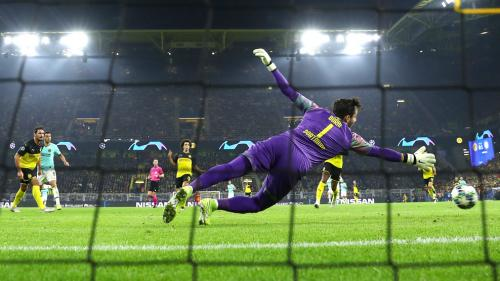 Borussia Dortmund vs Inter Milan (Foto: UEFA)