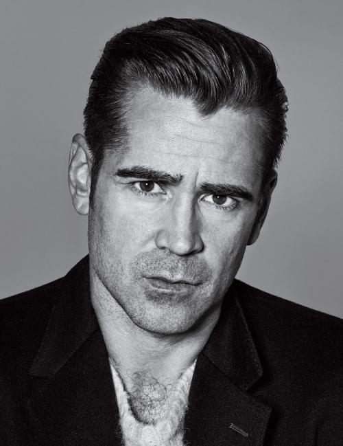 Sementara Colin Farrell digaet untuk berperan sebagai The Penguin dalam The Batman. (Foto: GQ Magazine)