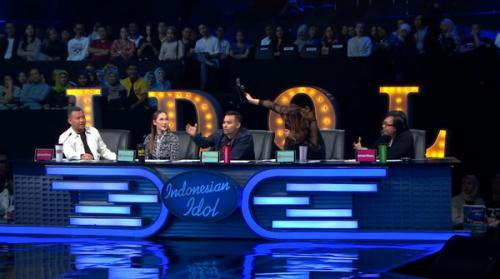 Indonesian idol 2019