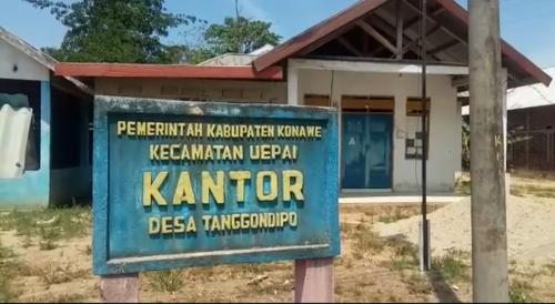 Desa fiktif di Kabupaten Konawe, Provinsi Sulawesi Tenggara. (Foto: Ist)