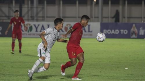 Timnas Indonesia U-19 vs Timor Leste (Foto: PSSI)