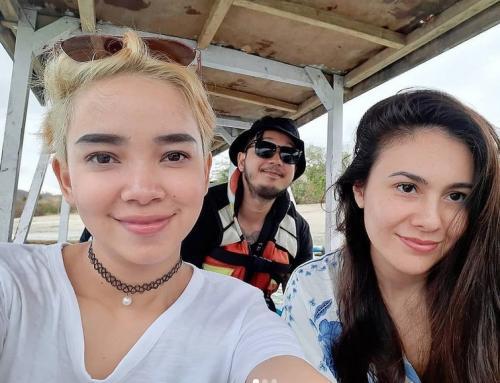 Foto di atas perahu