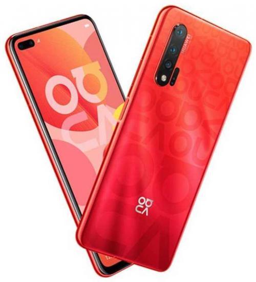 Huawei Nova 6 5G akan meluncur dan muncul bocoran gambar dari perangkat tersebut.
