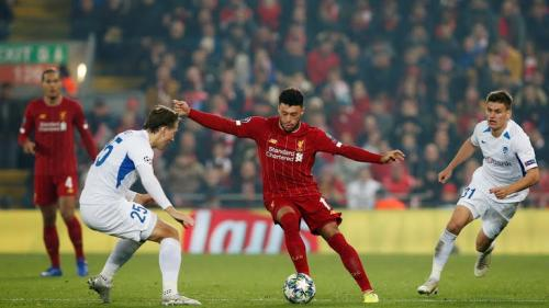 Liverpool vs KRC Genk