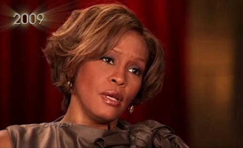 Hubungan Robyn Crawford dan Whitney Houston tak direstui ibu sang diva yang diketahui seorang penyanyi gereja. (Foto: YouTube/Oprah Winfrey Show)