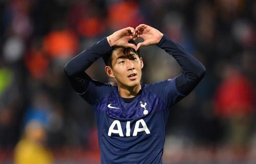 Son Heung-min (Foto: UEFA)