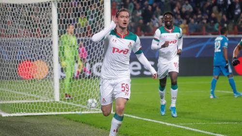 Juventus vs Lokomotiv Moskow