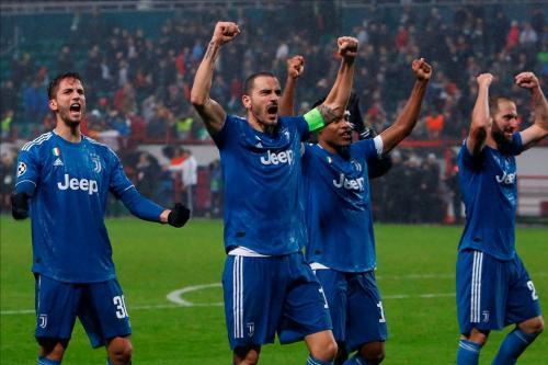 Juventus (Foto: UEFA)