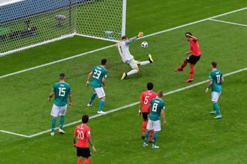 Timnas Korsel vs Jerman di Piala Dunia 2018