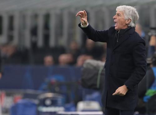 Gian Piero Gasperini tidak masalah Atalanta turun kasta ke Liga Eropa (Foto: UEFA)