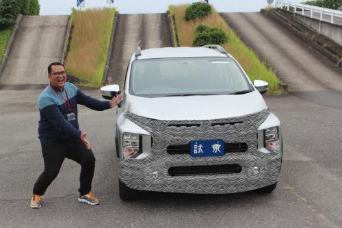Mitsubishi Crossover