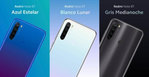 Redmi telah mengumumkan beberapa informasi tentang ponsel terbaru, Redmi Note 8T.