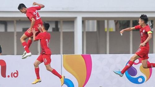 Timnas Hong Kong U-19