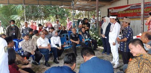 Kementerian LHK dan Komisi IV DPR Kunker ke Lokasi Karhutla di 4 Provinsi (foto: Ist)