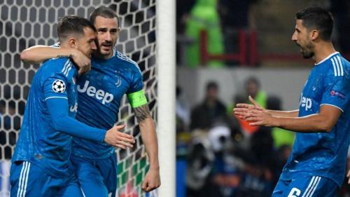 Ramsey dan Ronaldo di laga Juventus vs Lokomotiv