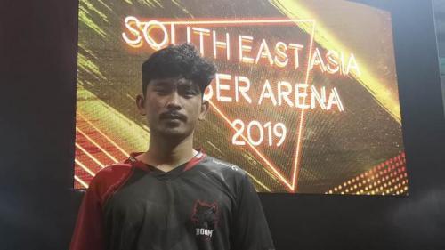 Pemain esport profesional dari BOOM, Artur Dwiansyah mengungkapkan bahwa bermain game telah menjadi profesi.