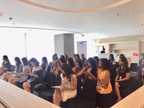 Audisi Miss Indonesia tahap dua
