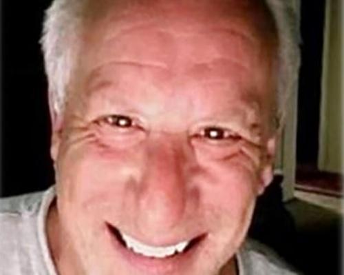 Charles Levin ditemukan tewas di dasar jurang dalam keadaan telanjang. (Foto: AP File)