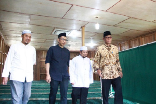 Masjid panggung