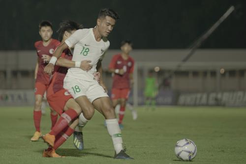 Timnas Indonesia U-19 vs Hong Kong