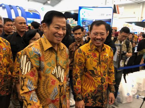 kesehatan masyarakat juga akan lebih bisa dikendalikan dan Indonesia akan menjadi negara maju yang hebat.