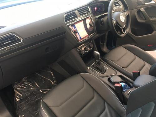 Kabin VW Tiguan