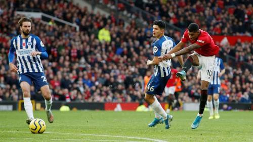 Man United menang 3-1 atas Brighton (Foto: Premier League)