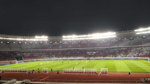 Timnas Indonesia U-19 vs Korut