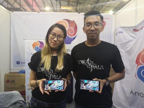 Buka Pra Pendaftaran, Game MOBA Asli Indonesia 'Lokapala' Segera Rilis
