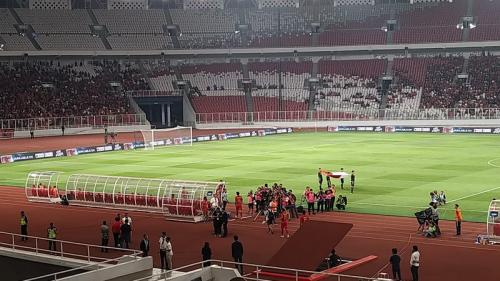 Timnas Indonesia U-19 vs Korea Utara