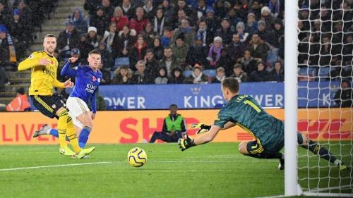 Leicester City gagal mencetak gol di babak pertama (Foto: Premier League)