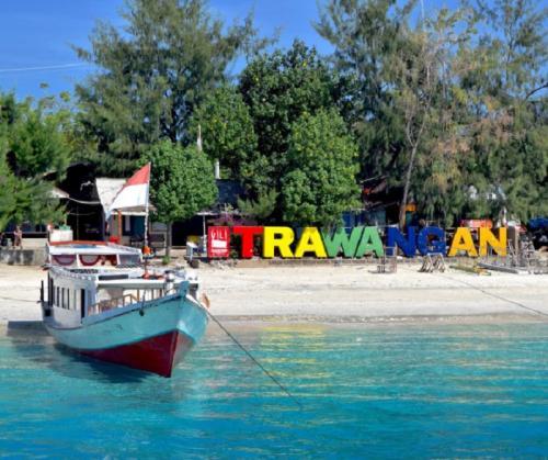 Lombok Trawangan