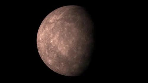 Fenomena Langka, Planet Merkurius