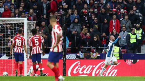 Atletico Madrid vs Espanyol