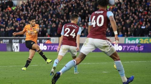 Wolverhampton Wanderers menang tipis 1-0 atas Aston Villa (Foto: Premier League)