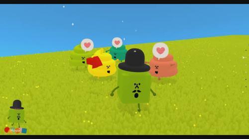 Wattam adalah game aneh berbasis persahabatan dan kesenangan.