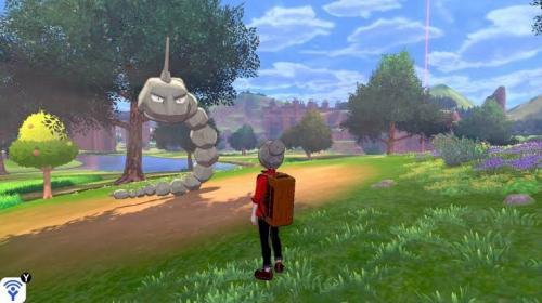 Game Pokémon Sword & Pokémon Shield akan dapat dimainkan di Nintendo Switch.