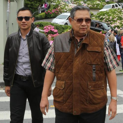 AHY dan SBY