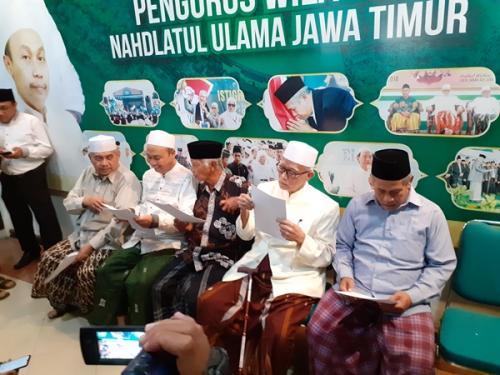 PWNU Jatim. (Foto : Okezone.com/Syaiful Islam)