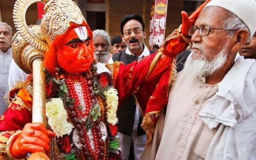 Umat hindu dan muslim