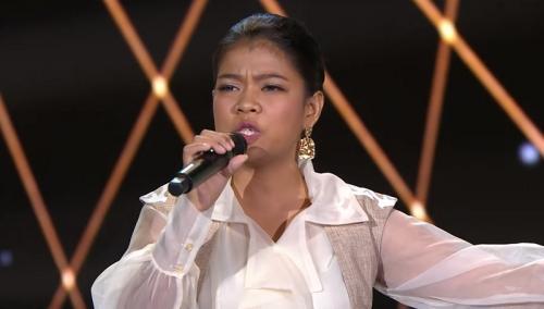Ainun berjanji akan memberikan banyak kejutan dalam penampilannya di babak Spektakuler Indonesian Idol. (Foto: YouTube/Indonesian Idol)