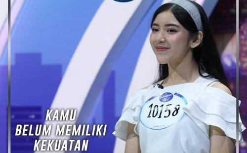 Tiara Indonesian Idol 2019