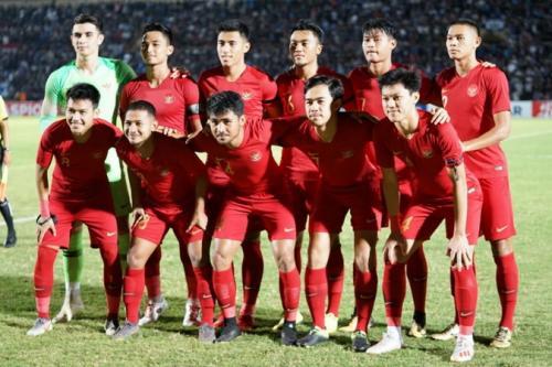 Skuad Timnas Indonesia U-23