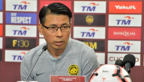 Tan Cheng Hoe tidak mau terlena rekor masa lalu (Foto: Twitter/FA Malaysia)