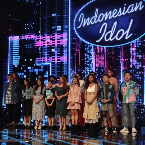 18 Kontestan Indonesian Idol 2019